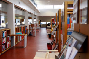 Bibliothèque UBS Vannes