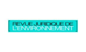Revue Juridique de l'environnement